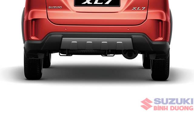 Ngoại thất Cản sau Suzuki XL7