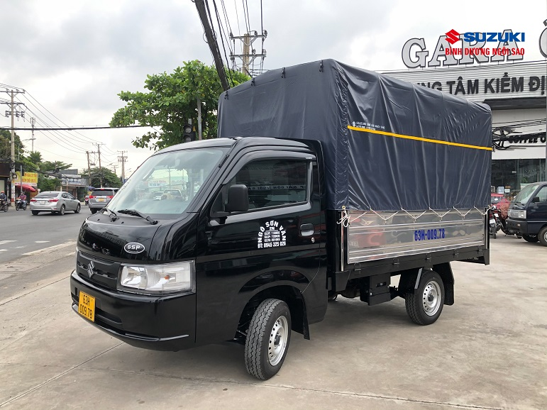 Suzuki Carry Pro 51