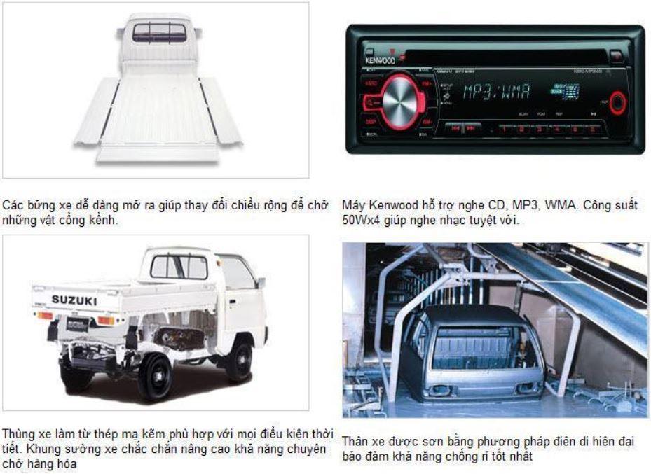 Suzuki Carry truck Noi That