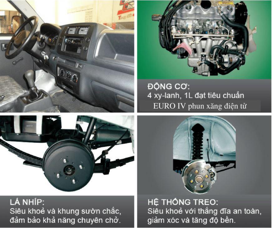 Suzuki Carry truck an toan