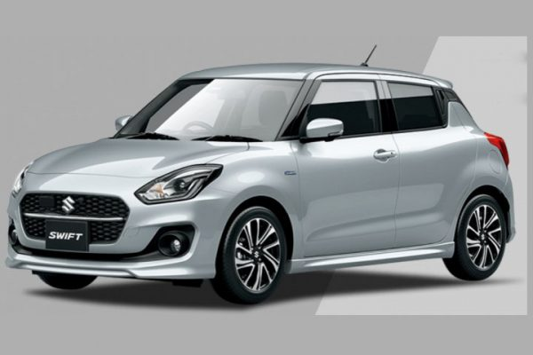 Suzuki Swift 2021 1 2