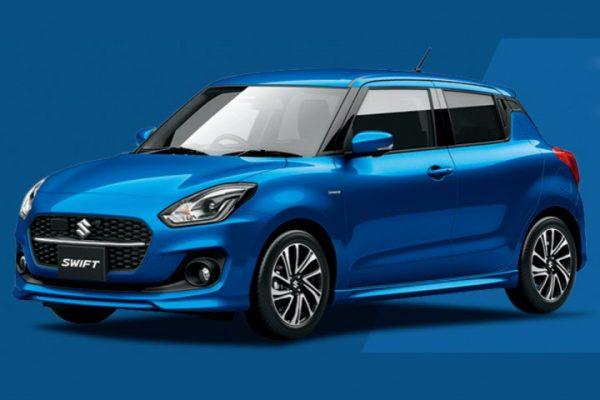 Suzuki Swift 2021 6