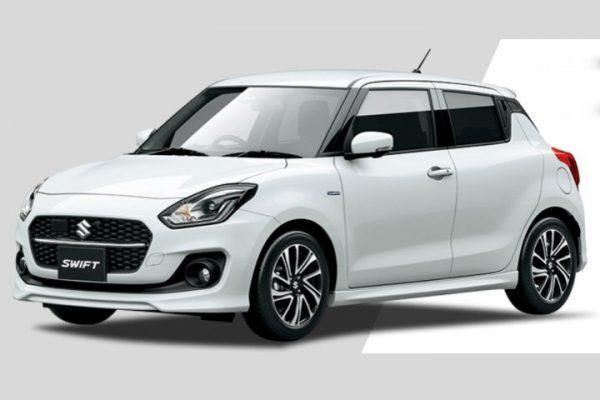 Suzuki Swift 2021 9