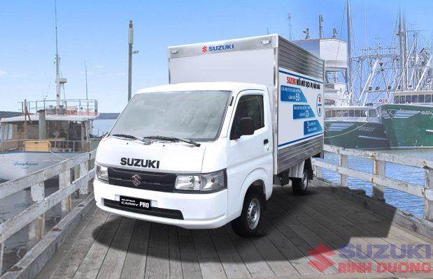 Suzuki carry pro 2021 11