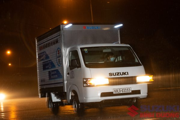 Suzuki carry pro 2021 89