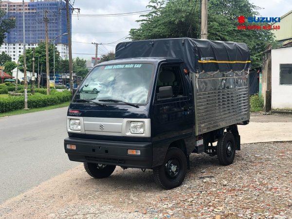 Xe ban tai Suzuki truck 500kg 1