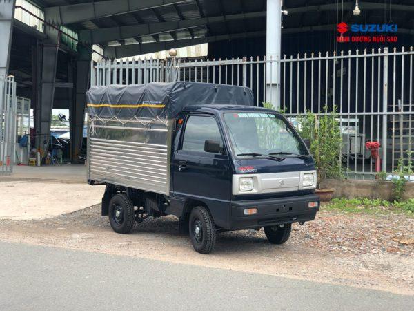 Xe ban tai Suzuki truck 500kg 3