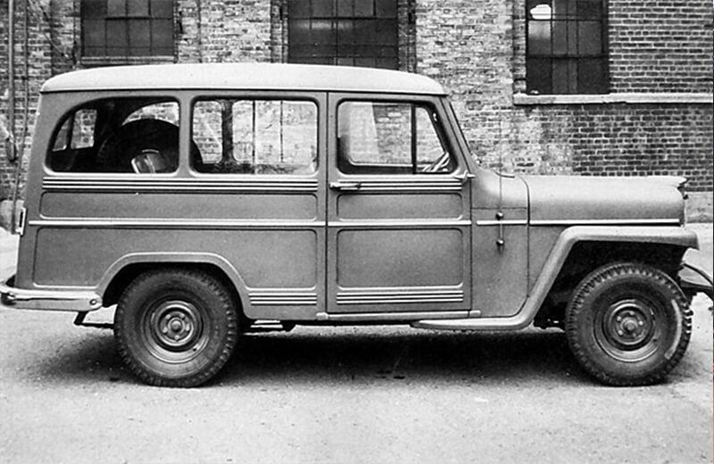 lịch sử ra đời xe SUV