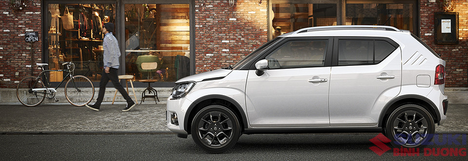 Suzuki Ignis 2021 Binh Duong 12