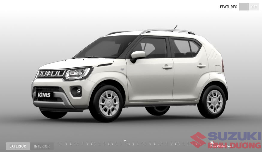 Suzuki Ignis 2021 Binh Duong 50