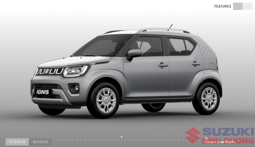Suzuki Ignis 2021 Binh Duong 51