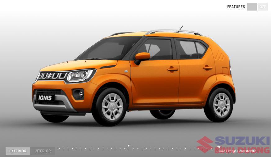 Suzuki Ignis 2021 Binh Duong 55