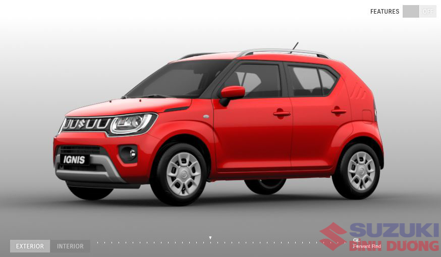 Suzuki Ignis 2021 Binh Duong 56
