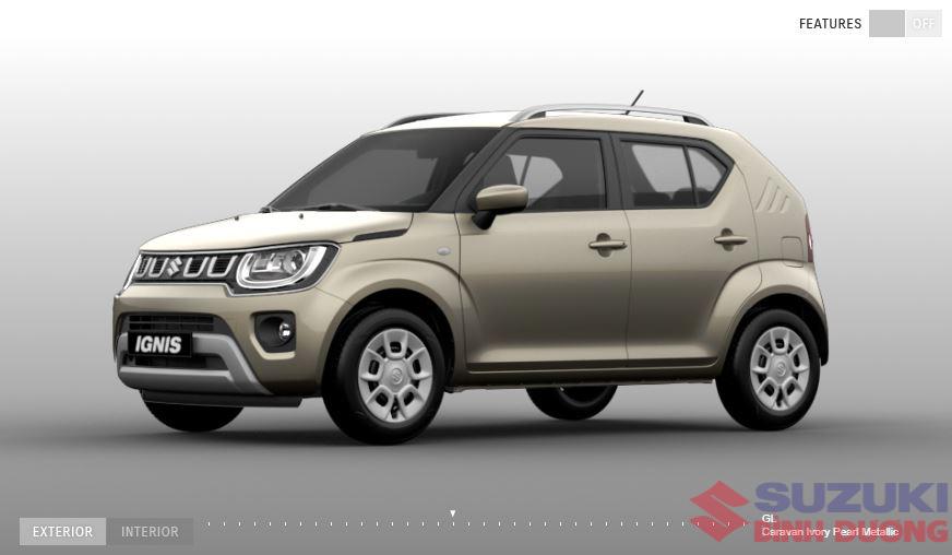 Suzuki Ignis 2021 Binh Duong 58