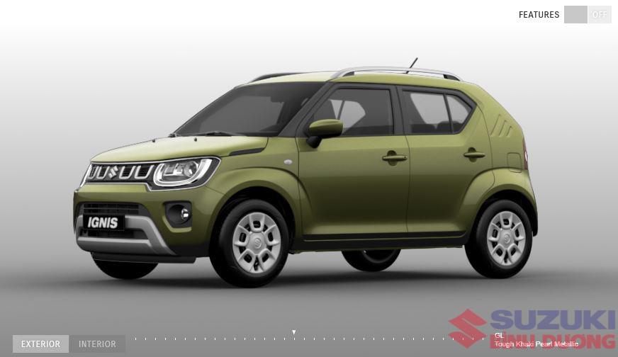 Suzuki Ignis 2021 Binh Duong 60