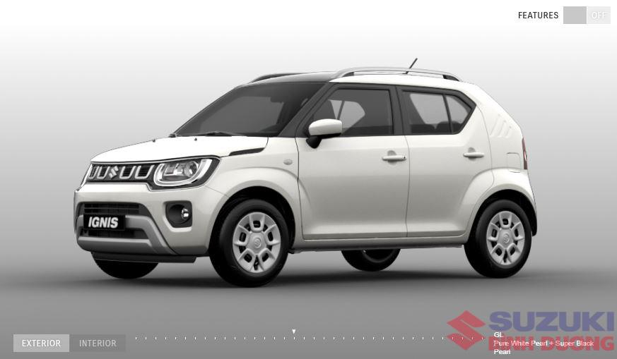 Suzuki Ignis 2021 Binh Duong 61