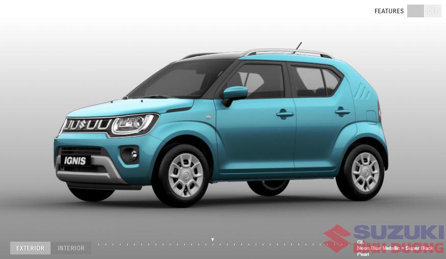 Suzuki Ignis 2021 Binh Duong 62