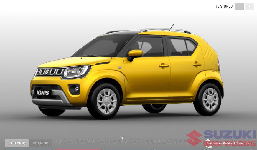 Suzuki Ignis 2021 Binh Duong 66