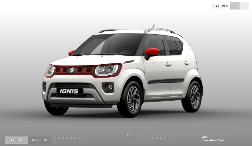 Suzuki Ignis 2021 Binh Duong z