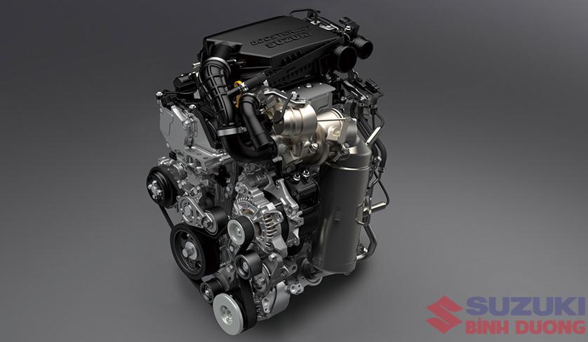 Động cơ Suzuki sx4 s cross