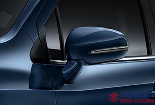 gương khí động học sx4 s-cross Suzuki Binh Duong