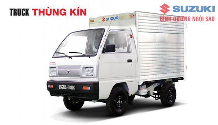 Suzuki carry truck bình dương ngôi sao