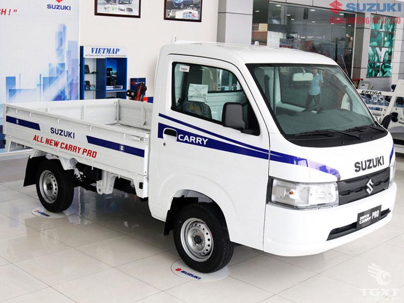Suzuki Carry truck Thùng Lửng /m/07r04