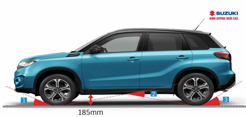 Suzuki vitara 2021 3