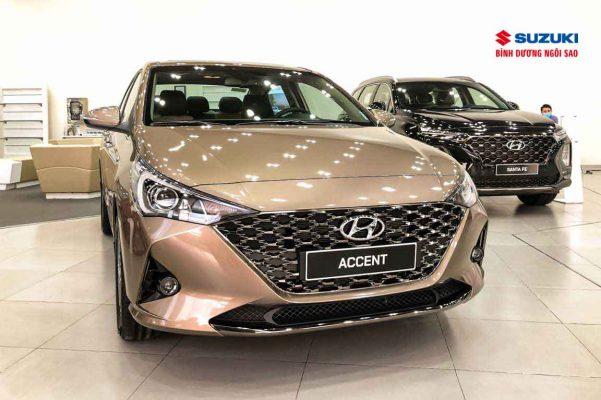 2021 Hyundai Accent Zing 1