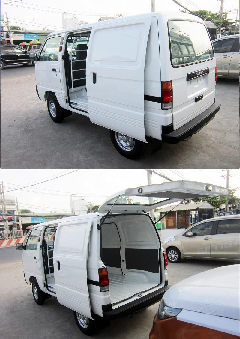 Suzuki blind van/m/07r04