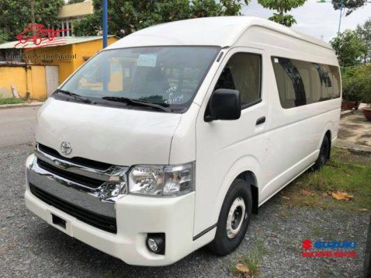 Xe 16 cho Suzuki Binh Duong 10
