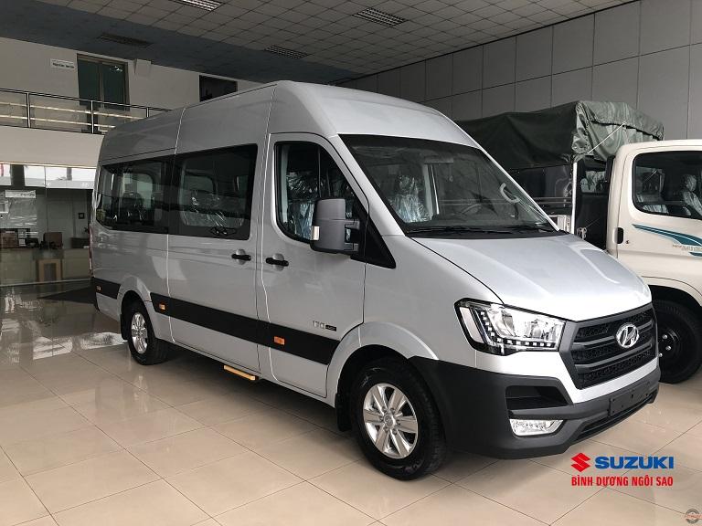 Xe 16 cho Suzuki Binh Duong 11