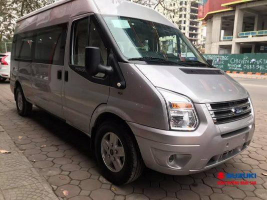 Xe 16 cho Suzuki Binh Duong 13