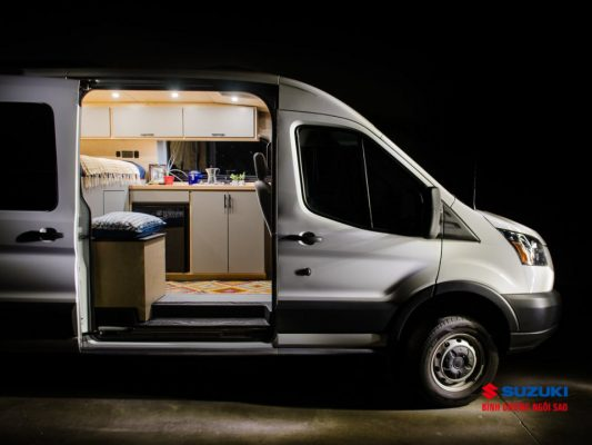 Xe 16 cho Suzuki Binh Duong 2
