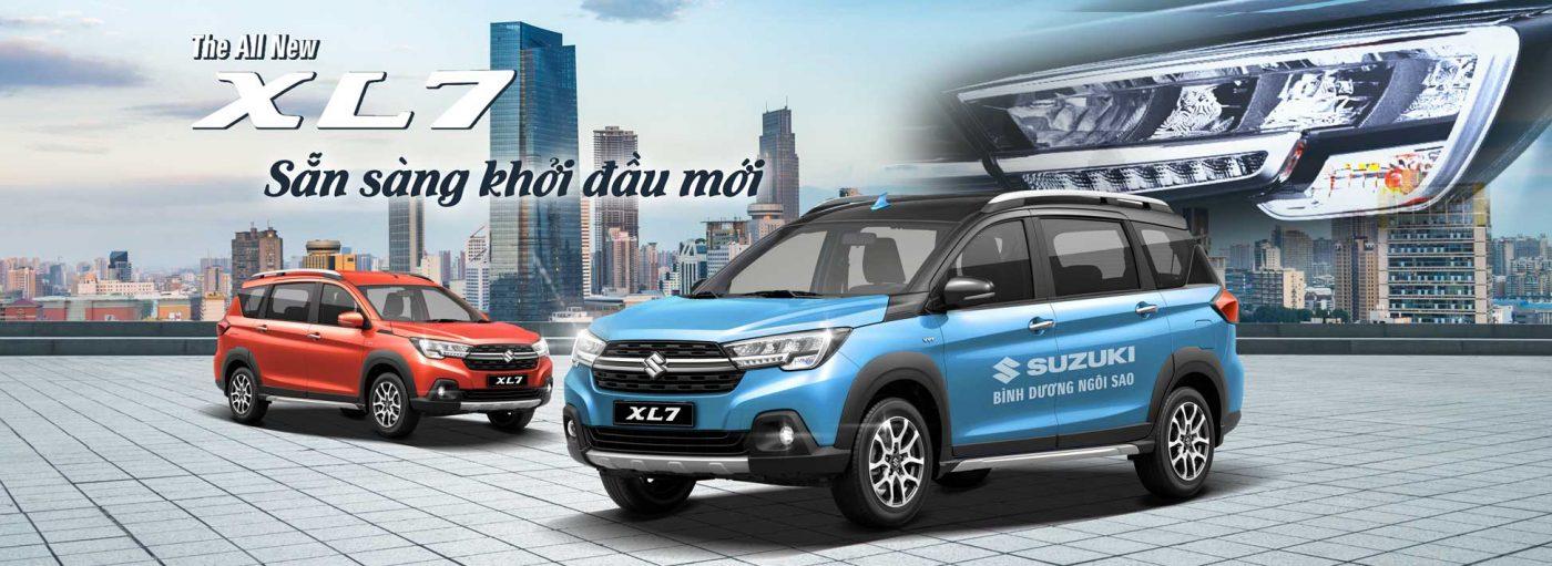 banner Suzuki Xl7