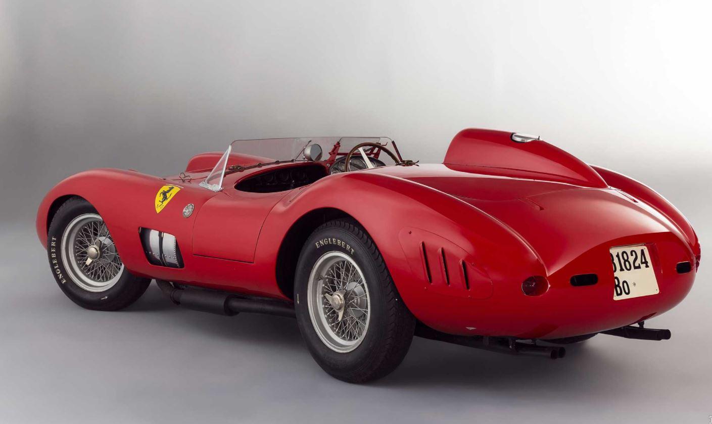 MESSI-Ferrari 335 S Spider Scaglietti 1957
