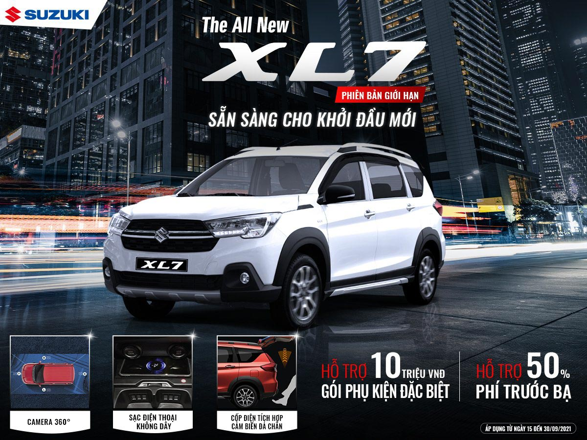 Suzuki XL7 6 of 7