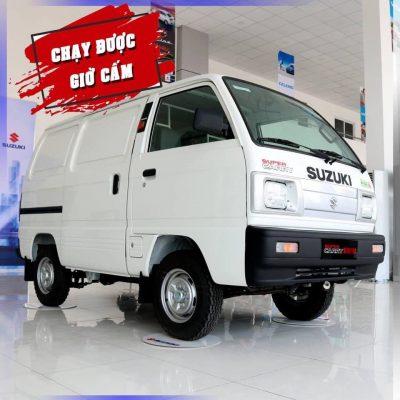 Suzuki blind van 495kg chay gio cam