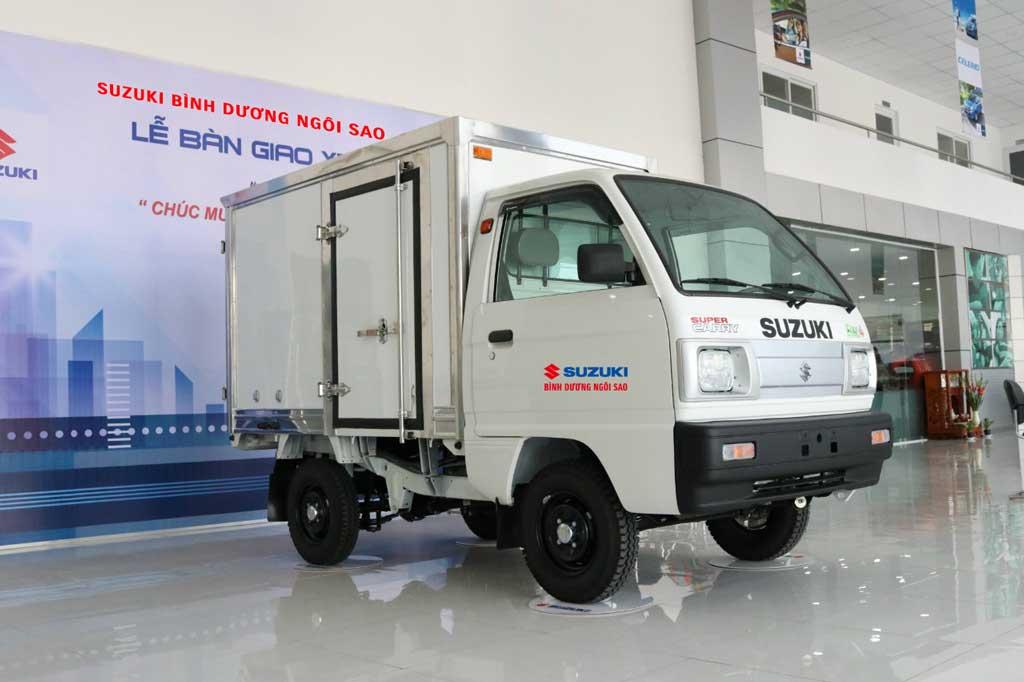 Suzuki truck thùng composite /m/07r04